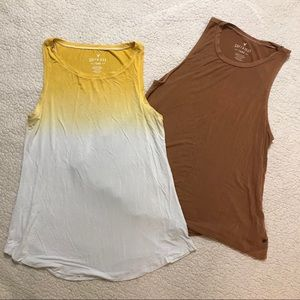 Bundle American Eagle soft & sexy tanks